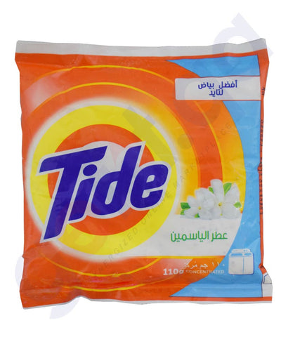 Buy Tide HS Jasmine 110gm Price Online in Doha Qatar