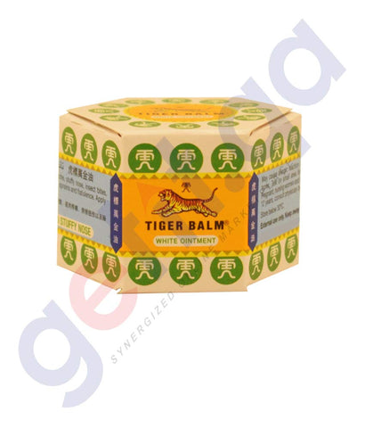 Buy Tiger Balm White Ointment 10gm Online in Doha Qatar