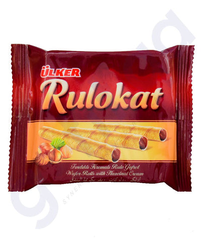 Buy Ulker Rulokat 24gm Price Online in Doha Qatar