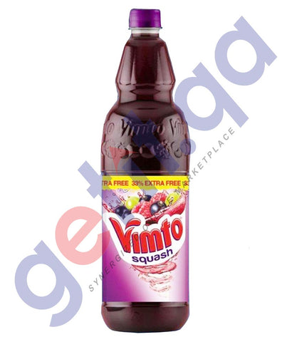 Buy Vimto Squash 1 Ltr Pack Best Price Online in Doha Qatar