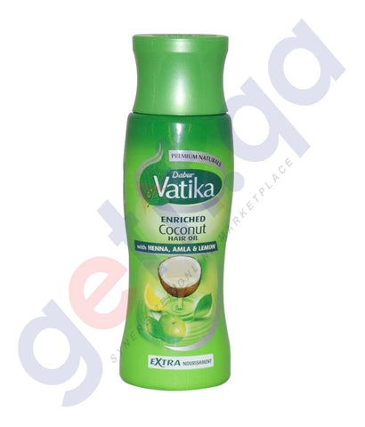 Buy Dabur Vatika Coconut Hair Oil 150ml in Doha Qatar