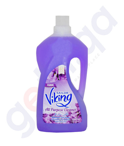 VIKING ALL PURPOSE CLEANER FLORAL - 1 LTR