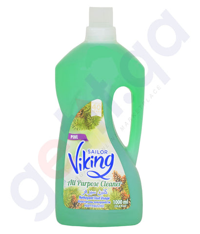 Buy Viking All Purpose Cleaner Pine 1L Online in Doha Qatar