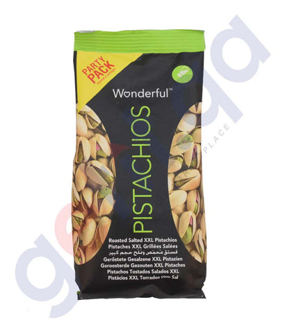 WONDERFUL PISTACHIOS ROASTED SALTED 200 GM