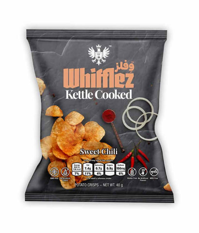 Request Quote Whifflez Kettle Sweet Chili 40g in Doha Qatar