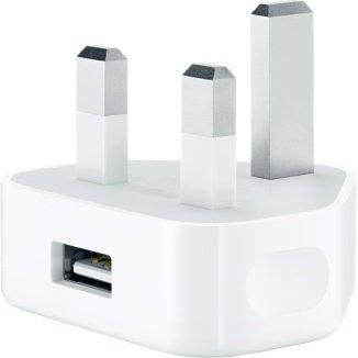 Buy Apple 5W USB Power Adapter–MD812 in Qatar-FREE Shipping
