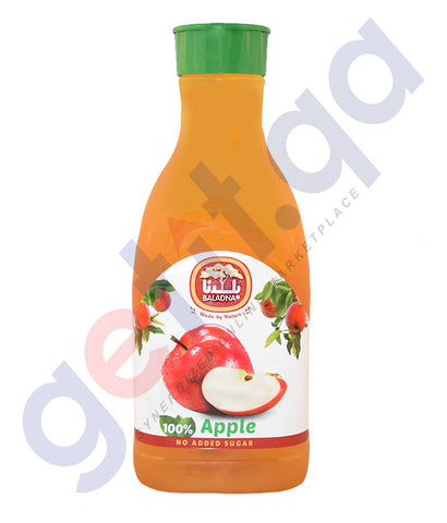 Buy Baladna Chilled juice Apple Price Online in Doha Qatar