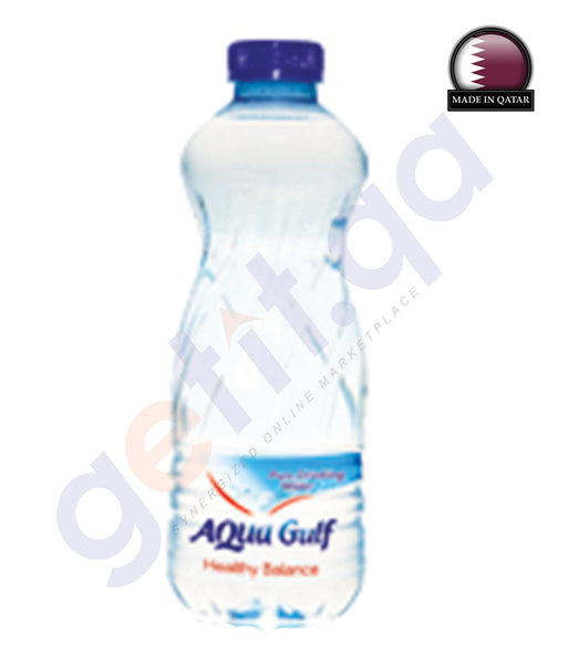 BUY AQUA GULF DRINKING WATER 200ML-PACK OF 24/48 IN QATAR