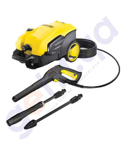 BUY KARCHER COLD WATER HIGH PRESSURE CLEANER K5 COMPACT IN DOHA QATAR