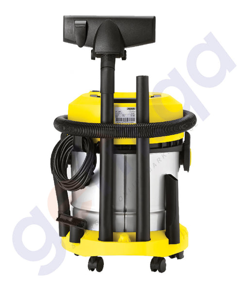 Buy Best Priced KARCHER DRY VACUUM CLEANER VC1800 Online in Doha Qatar