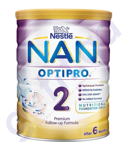 BABY FOOD - NESTLE NAN OPTIPRO 2 - 400GM