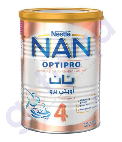 BABY FOOD - NESTLE NAN OPTIPRO 4 - 400GM