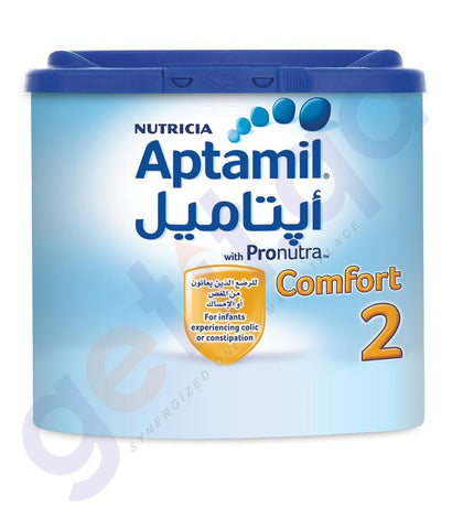 BABY FOOD - NUTRICIA APTAMIL COMFORT 2 - 400GM