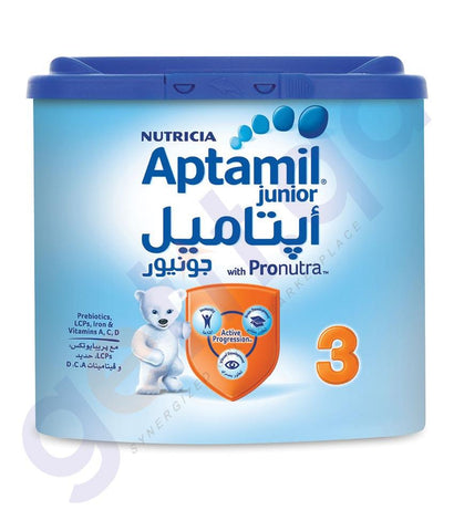 BABY FOOD - NUTRICIA APTAMIL JUNIOR PRONUTRA 3 - 400GM