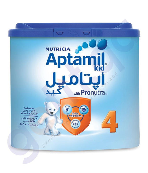 BABY FOOD - NUTRICIA APTAMIL KID PRONUTRA 4 - 400GM
