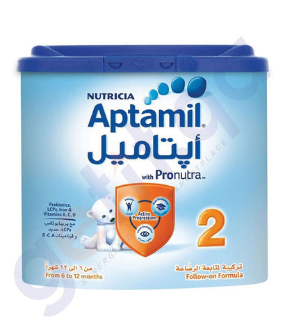 BABY FOOD - NUTRICIA APTAMIL PRONUTRA 2 - 400GM