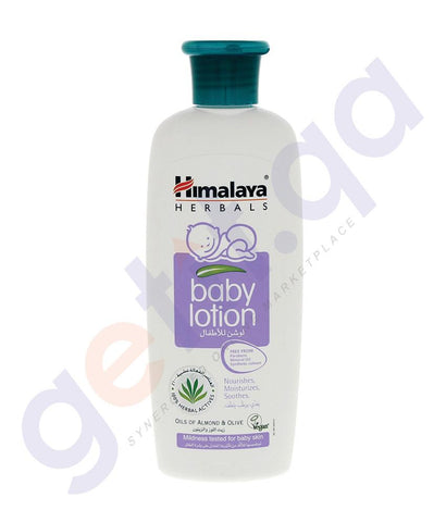 BABY LOTION - HIMALAYA BABY LOTION