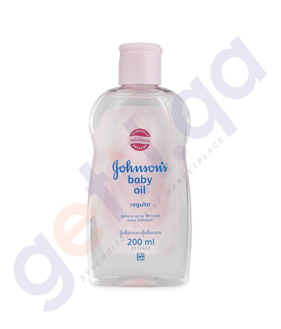 BABY OIL - JOHNSON'S BABY OIL