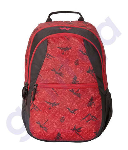 BAGS - WILDCRAFT NATURE 1- RED