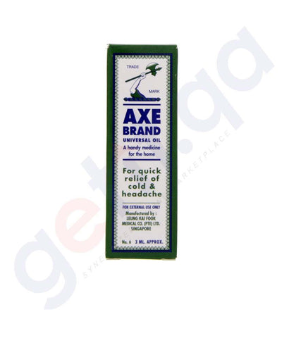 BALM - AXE OIL 3ML