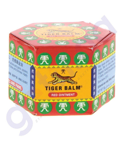 BALM - TIGER BALM 10GM RED
