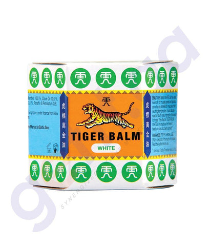 BALM - TIGER BALM 19GM WHITE