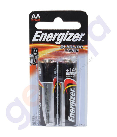 Buy Energizer Alkaline Power Battery AA Online Doha Qatar