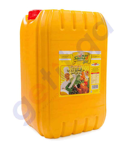 Samad Cooking Oil 18 Ltr