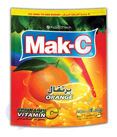 BEVERAGES - MAK-C ORANGE