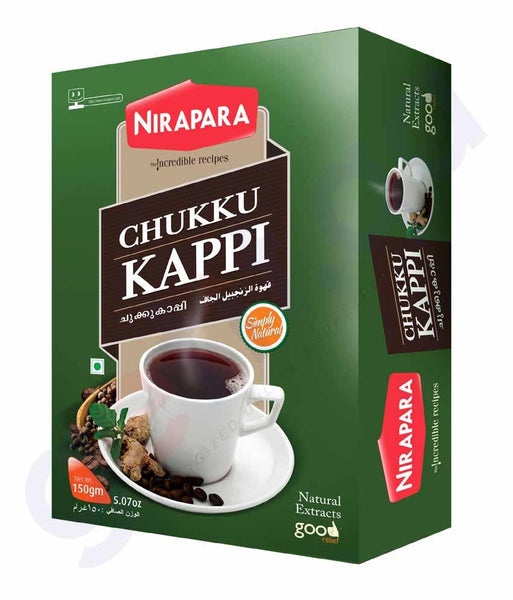 BEVERAGES - NIRAPARA CHUKKU KAPPI 150GM
