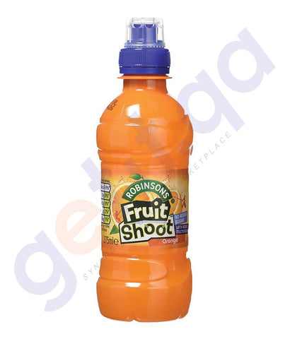 BEVERAGES - ROBINSON'S FRUIT SHOOT ORANGE