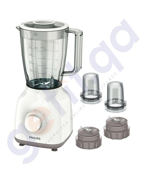 BLENDER - PHILIPS DAILY COLLECTION BLENDER & MINI CHOPPERS HR2113