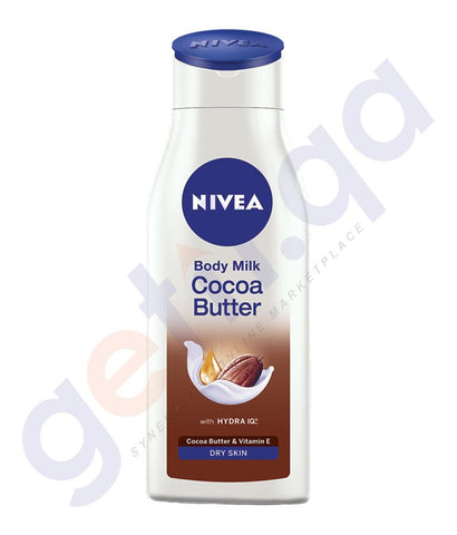 BODY LOTION - NIVEA COCOA BUTTER BODY LOTION 400ML 89156
