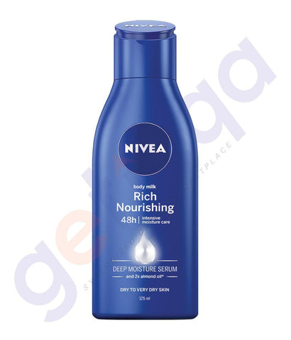 BODY LOTION - NIVEA RICH NOURISHING BODY LOTION 80200