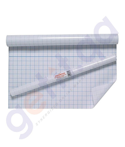 BOOK COVERING ROLL - AMITCO BOOK COVERING ROLL -  45CMX5MX5OMIC