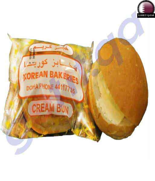 BREAD - CREAM BUN - 75GM