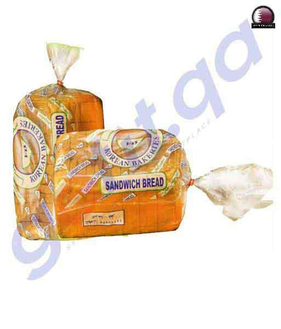 BREAD - KOREAN BAKERIES SANDWICH BREAD ( 1 PIECE ) 300GM