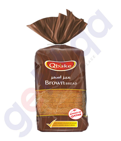 Buy Quality Qbake Brown Bread Price Online in Doha Qatar
