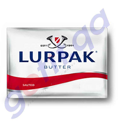 BUTTER - LURPAK SALTED SPREDABLE - 250GM