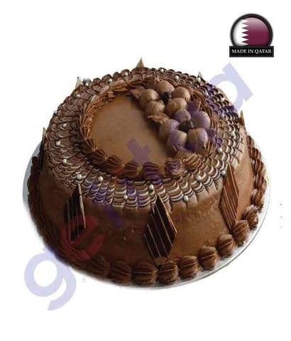 CAKE - CHOCOLATE COATING CAKE - 1.5KG