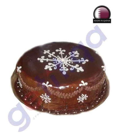 CAKE - CHOCOLATE COATING CAKE - 750GM