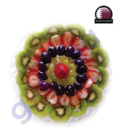 CAKE - FRESH FRUIT CAKE - 1KG