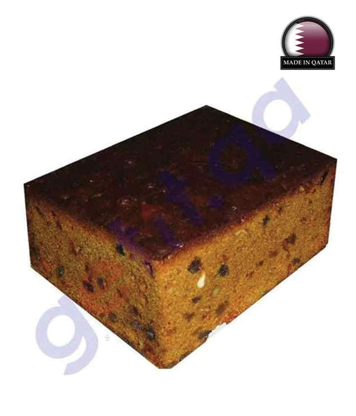 CAKE - PLUM CAKE BLOCK(approx 650gm)