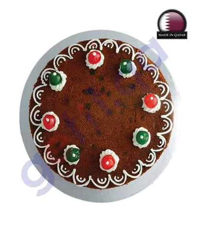 CAKE - PLUM CAKE-WITHOUT CREAM - 1KG