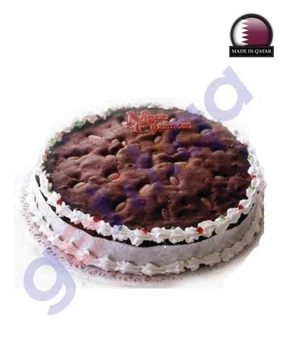 CAKE - PLUM CAKE-WITHOUT CREAM - 750GM