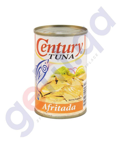 CANNED FISH - CENTURY TUNA  AFRITADA