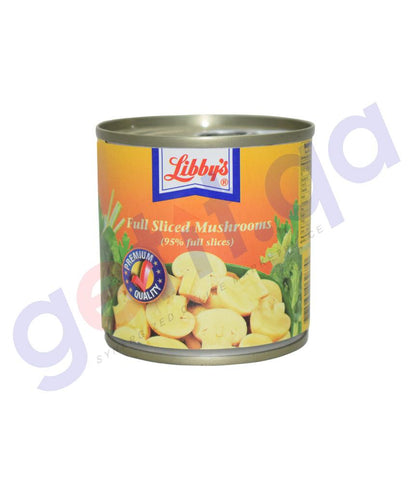 CANNED FOODS - LIBBY'S SLICED MUSHROOM
