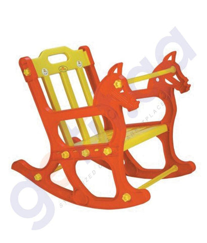 Chair - NATIONAL BABY CHAIR YOYO ROCKER 0525