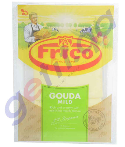 CHEESE - FRICO GOUDA CHEESE - 150GM