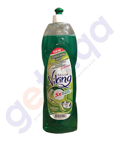 CLEANING PRODUCTS - VIKING DISH WASH CLASSIC  750ML
